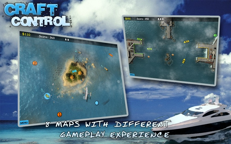 Craft Control HD Screenshot