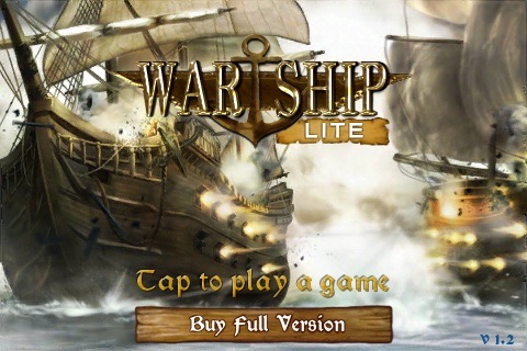 WarShip Lite screenshot-0