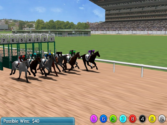 Know About Online Horse Racing Game