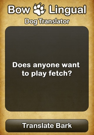 BowLingual Dog Translator (FREE) screenshot-3