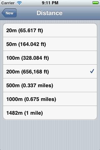 Geo Alarm Lite screenshot-4