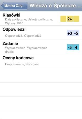 Dziennik wychowawcy screenshot-3