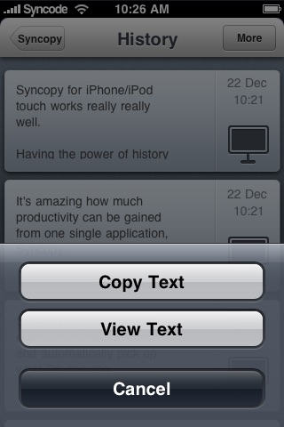 Syncopy screenshot-4