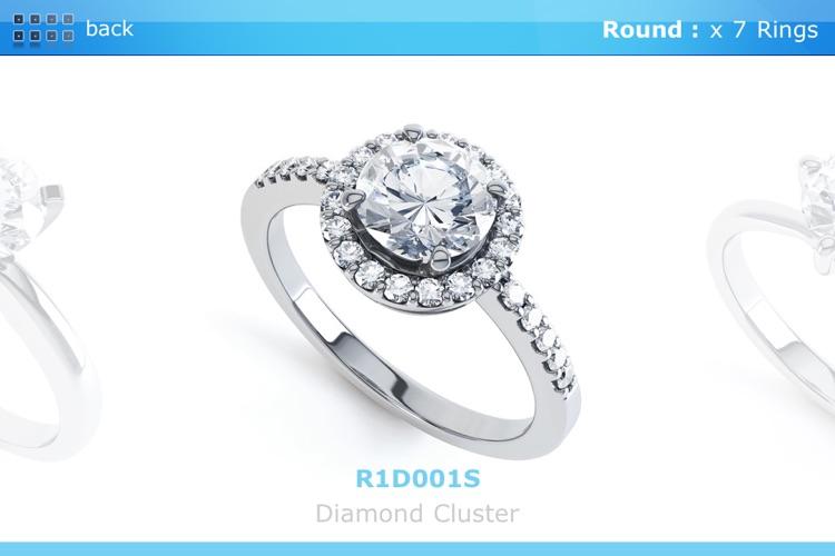 Serendipity Diamonds Engagement Ring Finder