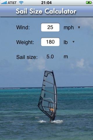 SailSize