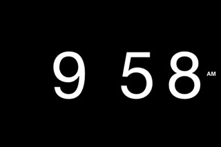 Digital Clock screenshot four