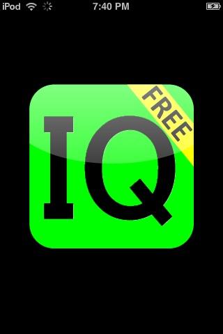 IQ: how SMART am I?