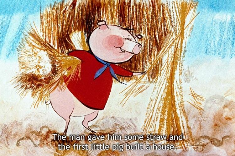 iStoryTime Classics Kids Book - The Three Little Pigs screenshot-3