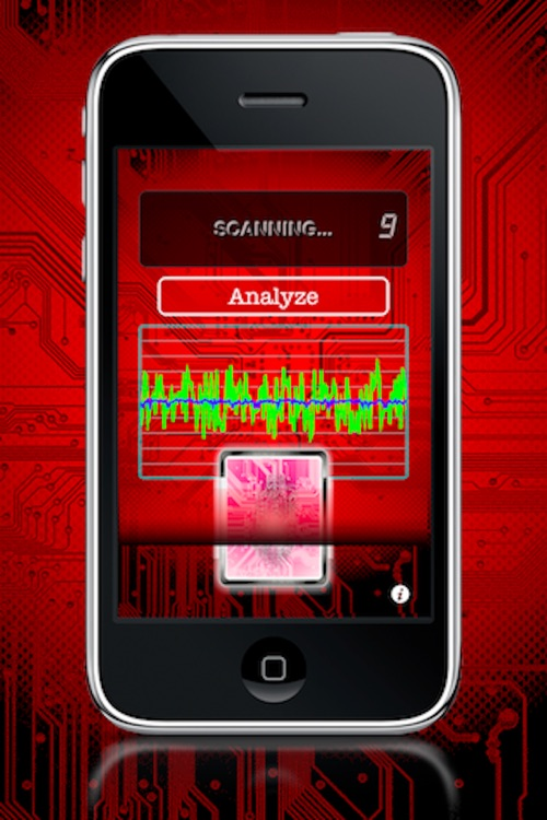Lie Scanner Free for iPhone and iPod Touch