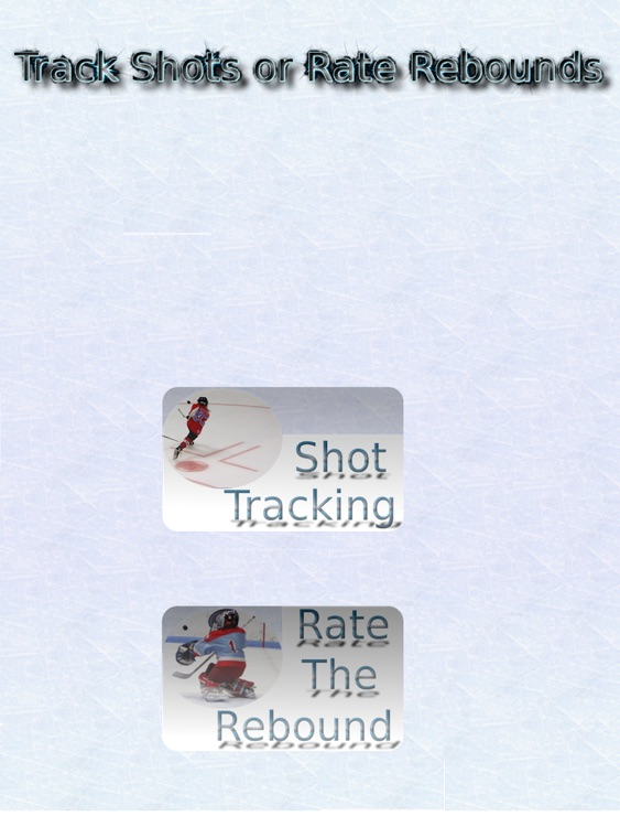Hockey Shot and Goalie Saves Tracker screenshot-0