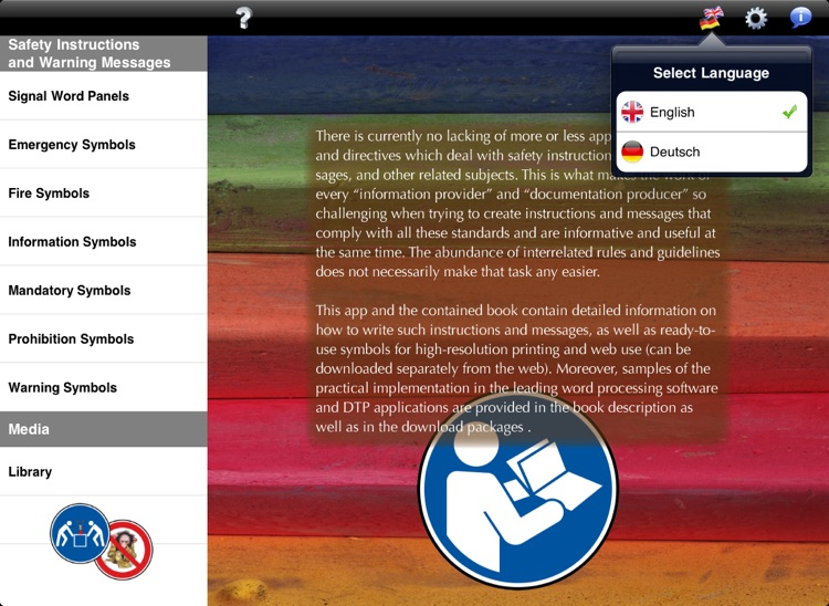 Safety Symbol Library screenshot-3