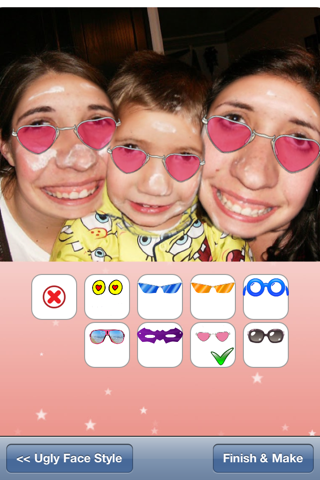 Ugly Face Maker Lite screenshot 3
