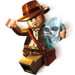 Ícone do app LEGO Indiana Jones 2