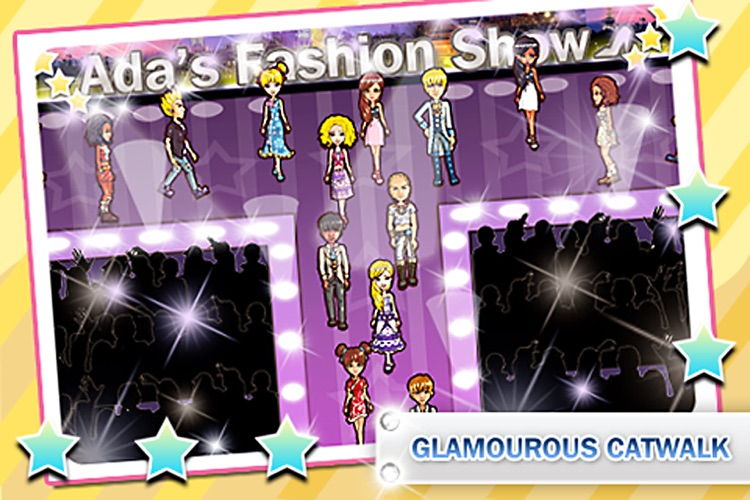 Ada's Fashion Show screenshot-3