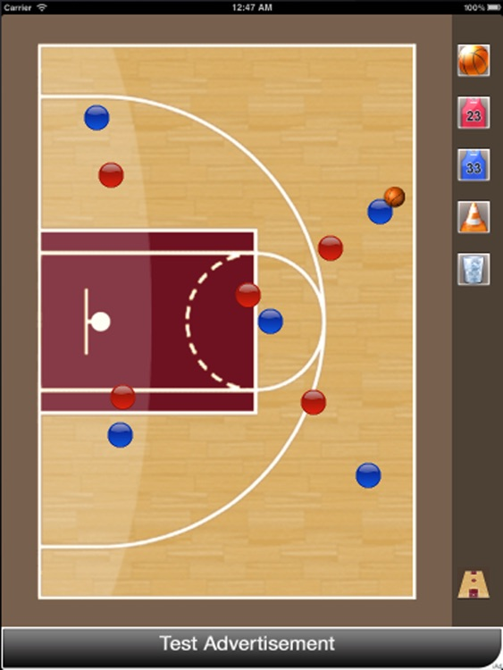 Basket-Ball Board Free