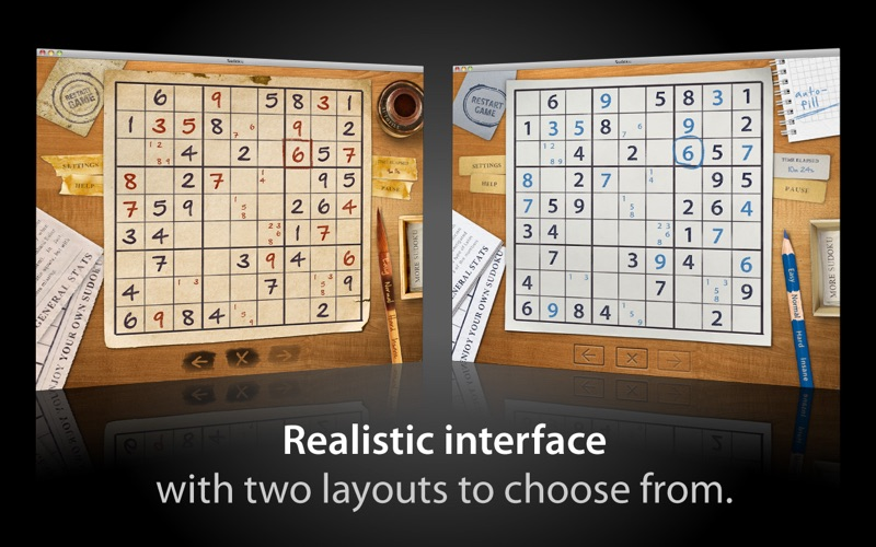 Sudoku Deluxe Screenshot