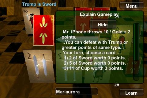 Gypsy Cards screenshot-3