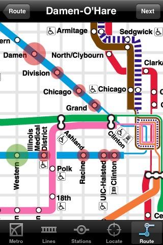 Chicago L Rapid Transit