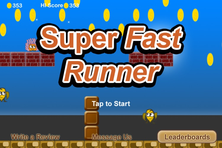 Super Fast Runner screenshot-0
