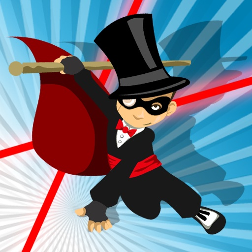 Laser Dance Robberies