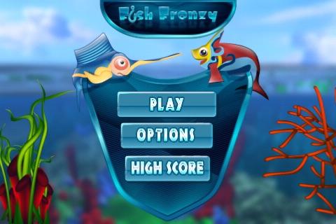 Fishing Frenzy screenshot-4