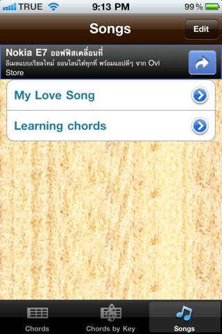 UkuleleSensei screenshot one