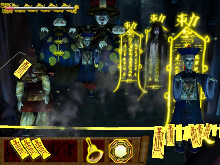 僵尸大战HD screenshot-4