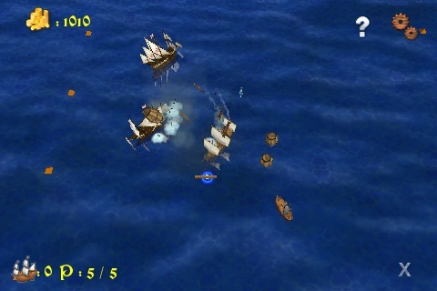 WarShip Lite screenshot-3
