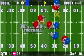 X's and O's Football® Lite - Call and Run Your Own Football Plays! screenshot one
