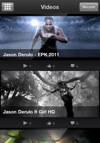 Jason Derulo Official App