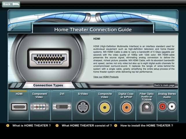 MX Home Theater Guide on the App Store