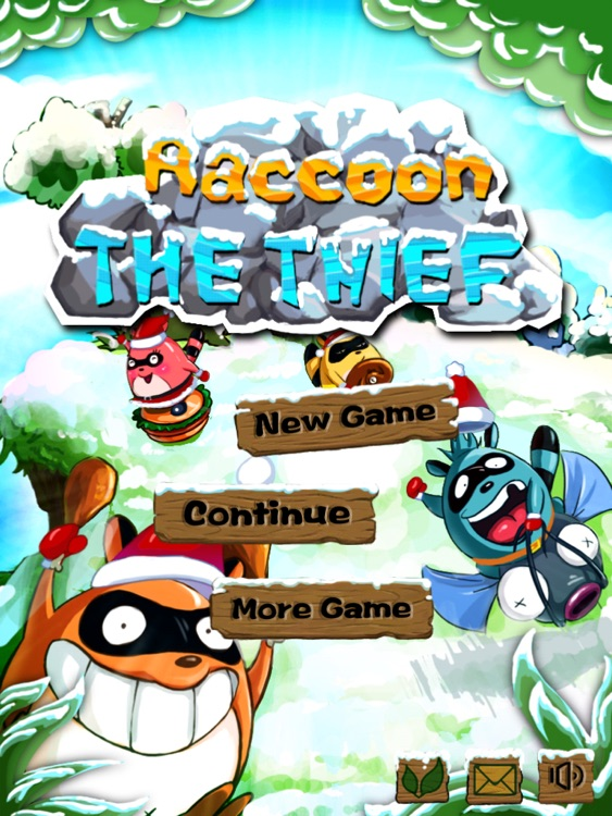 Racoon The Thief HD screenshot-4