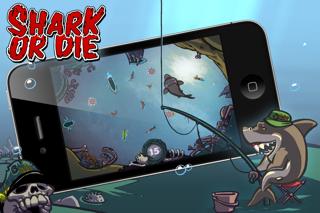 Shark or Die screenshot two