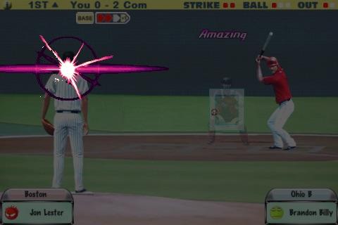 BVP Baseball 2011 Lite screenshot-3