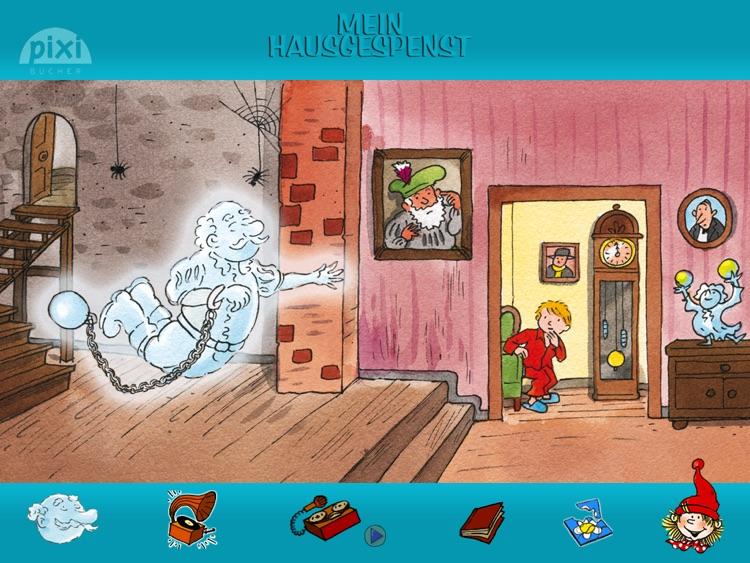 Pixi Buch Mein Hausgespenst
