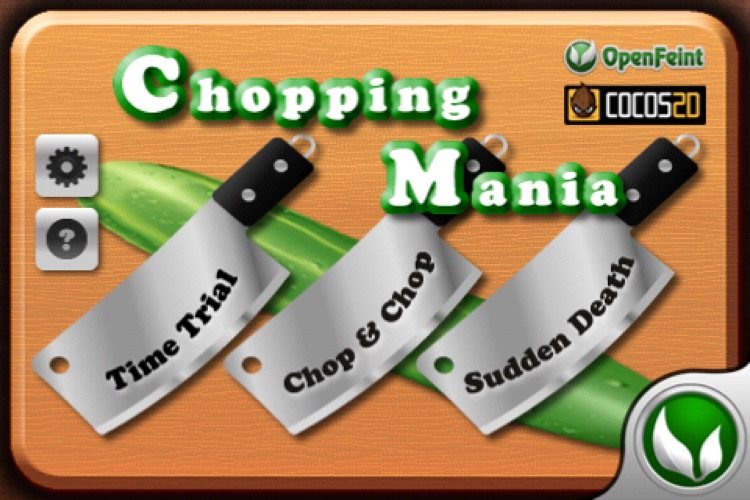 Chopping Mania screenshot-0