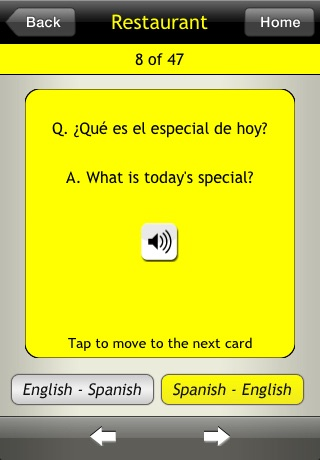 Basic Spanish For Dummies screenshot-2