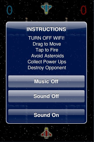 Attack PRO - Wireless Bluetooth Spaceship Battle screenshot-4