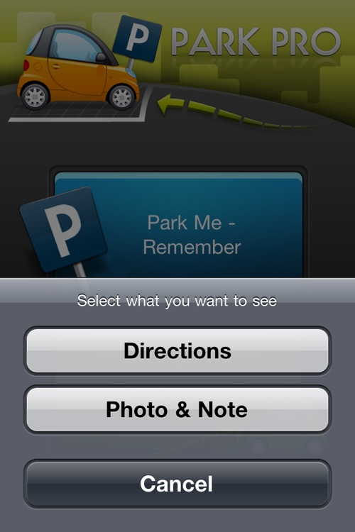 Park & Find my car screenshot-4