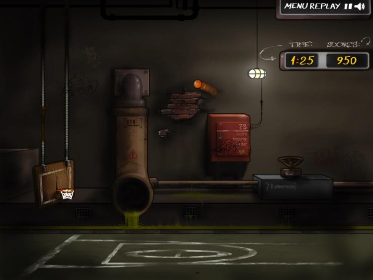 Underground Basketball screenshot-3