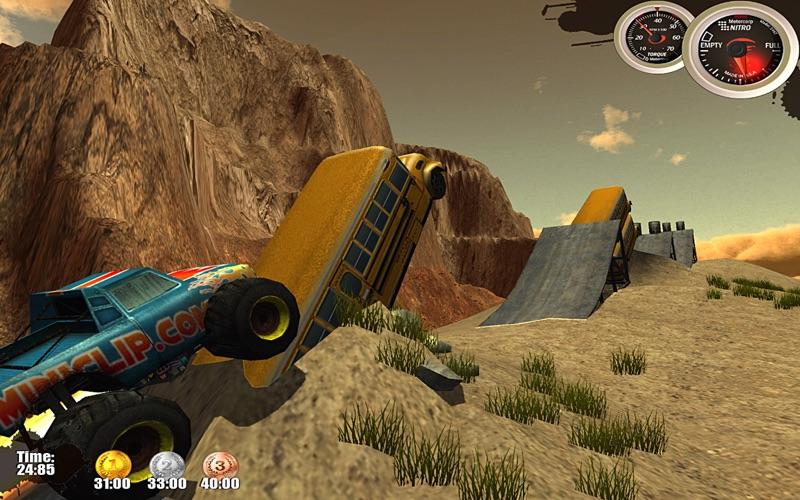 Monster Trucks Nitro скриншот программы 5