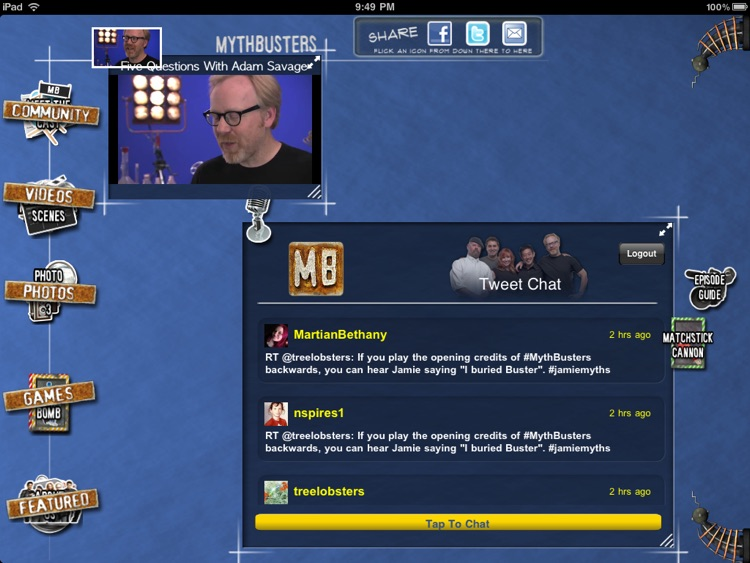 MythBusters HD screenshot-0