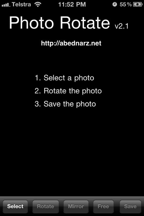 Photo Rotate