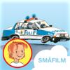 Halvan - Här kommer polisbilen (småfilm)
