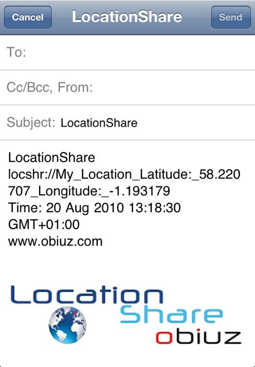 LocationShare