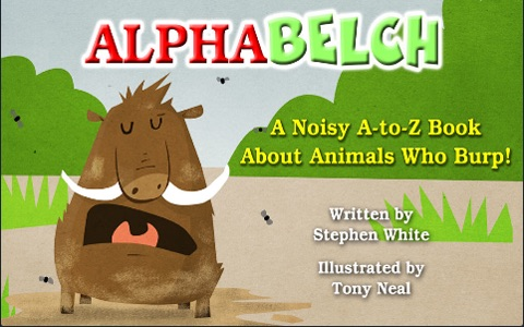 AlphaBELCH - A Children's Book About Burps