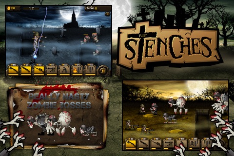 Stenches: A Zombie Tale of Trenches screenshot-3