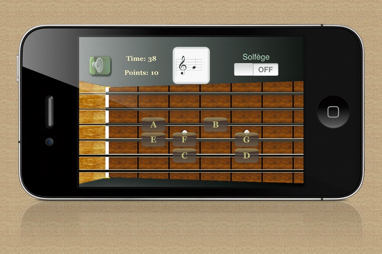Guitar Scale Trainer