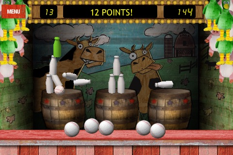 Spill Da' Milk™ – The Classic Boardwalk Game of Bottle Toss screenshot-3