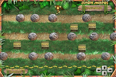 Monkey Money Slots LITE screenshot-2